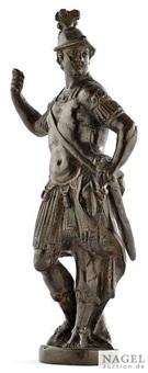 römischer kriegsgott mars by tiziano aspetti