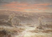 paisaje al atarceder by albert gabriel rigolot