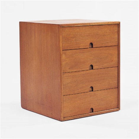 cabinet by eero saarinen and charles eames
