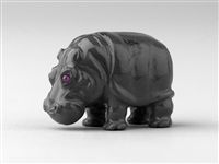 hippopotamus by fabergé (co.)