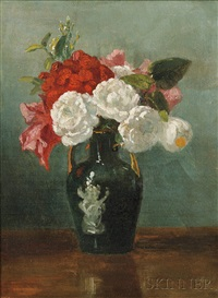 the little bouquet by benjamin champney