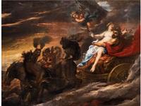 neptun entführt amphitrite by valerio castello