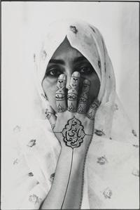 birthmark by shirin neshat