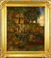 temple animé by alexander frenz