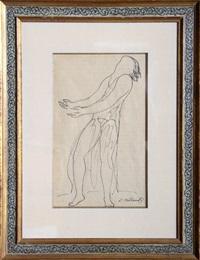 isadora duncan by abraham walkowitz