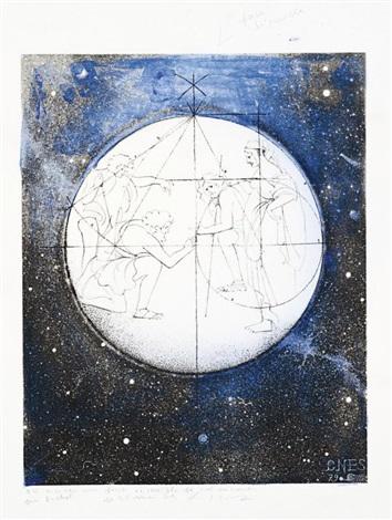 planche pour le cnes centre national détudes spatiales by françois xavier lalanne