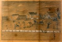 john a. cortelyou farm, new brunswick, n.j. by g. metzger
