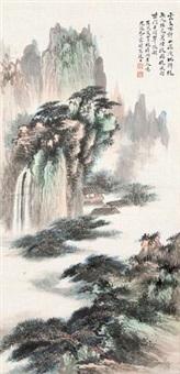 春山图 by you xiaoyun