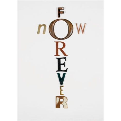 now forever by jack pierson