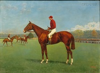 le brook d'auteuil by jules vittaly