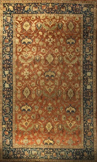 rug by william morris