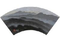 mountainscape by akira kaho