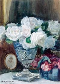 rosenstilleben by rudolf konopa