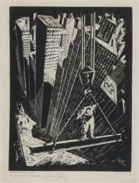 new york city by jan kolska