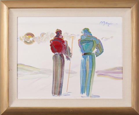 the brothers by peter max