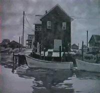 sea isle dock by paul remmey