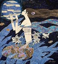 月光曲 by lin feng