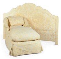 lounge suite (set of 2) by fortuny