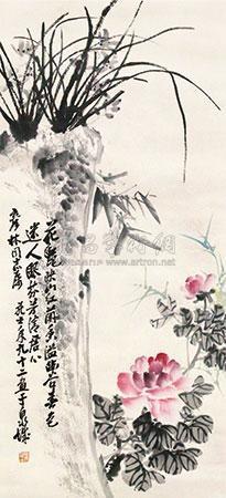 兰石牡丹 by xiao longshi