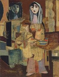the baal shem tov's daughter by jankel adler