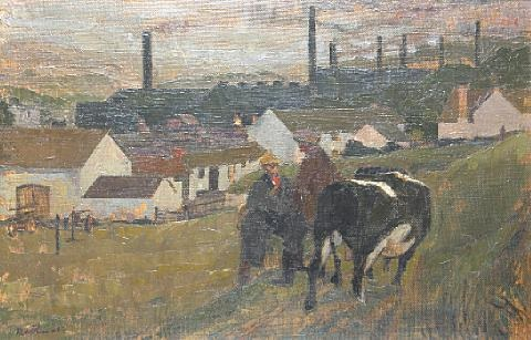 farm and foundry by thomas rathmell