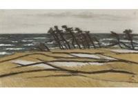 windy day by kyujin yamamoto