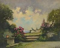 nel mio giardino by mario gachet