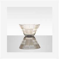 sidone bowl by ercole barovier