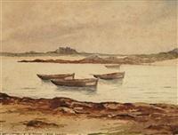 quatre barques by pierre brette