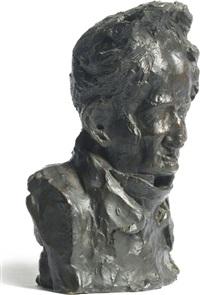 charles-léonard gallois (l'ironiste) by honoré daumier