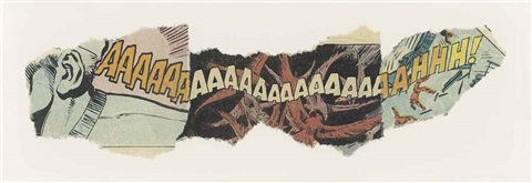 aaaaahhh by christian marclay