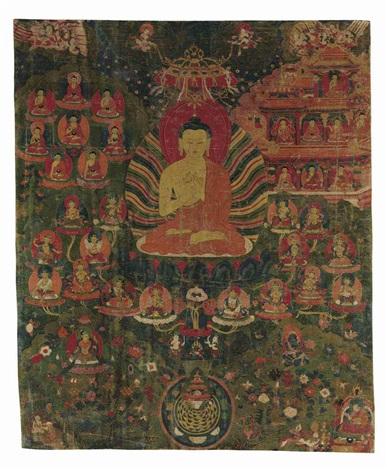 shakyamuni buddha by anonymous tibetan 17