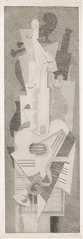 musiques by louis marcoussis