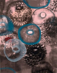 happiness for instance by ross bleckner