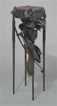 object stand by albert paley