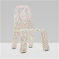 queen anne chair by robert venturi
