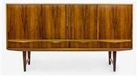 tall sideboard (4 works) by erik buch