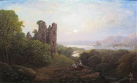 dumbarton rock by george f. buchanan