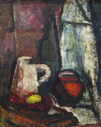 still life by zvi tadmor