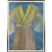 untitled (robe) iv by jim dine