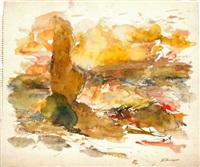 landscape by bob thompson