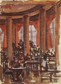 interieur eine cafés by roberto marcello baldessari