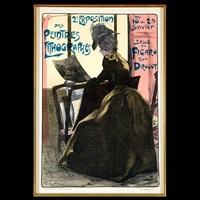 les maitres de l'affiche plate # 219 by fernand louis gottlob