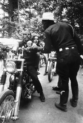 untitled hells angels by dennis hopper