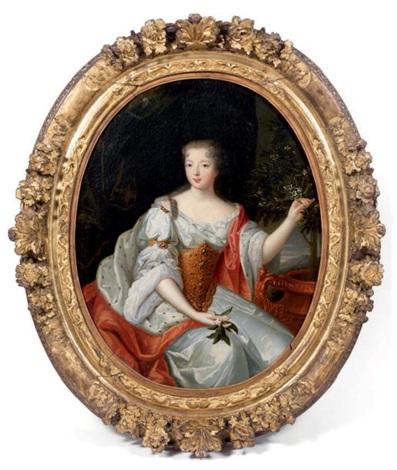 portrait de femme by pierre gobert