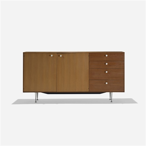thin edge cabinet by george nelson associates
