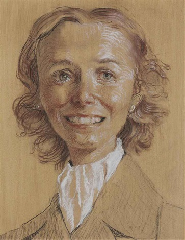 anita joy by john currin