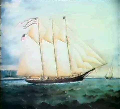 the charles h valentine 19th century by william gay yorke