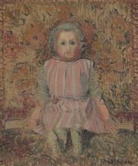 la poupée by gustave loiseau