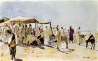 au souk by pierre lissac
